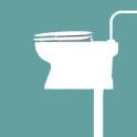 仮設トイレの水洗タイプです